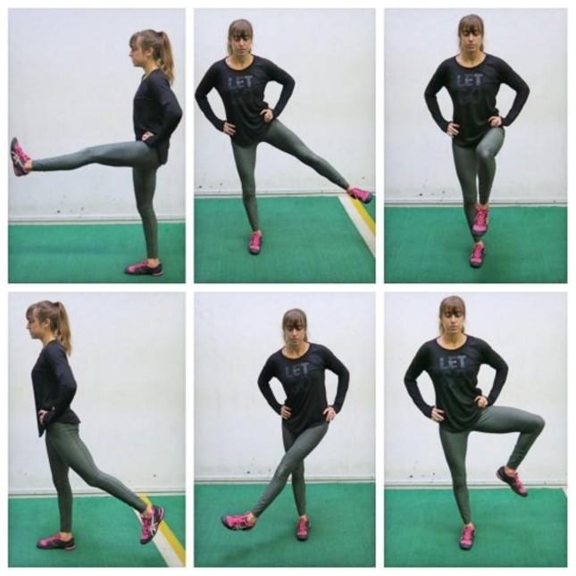 3 way leg swings